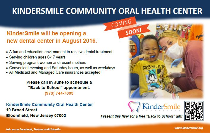 KinderSmile Community Oral Health Center