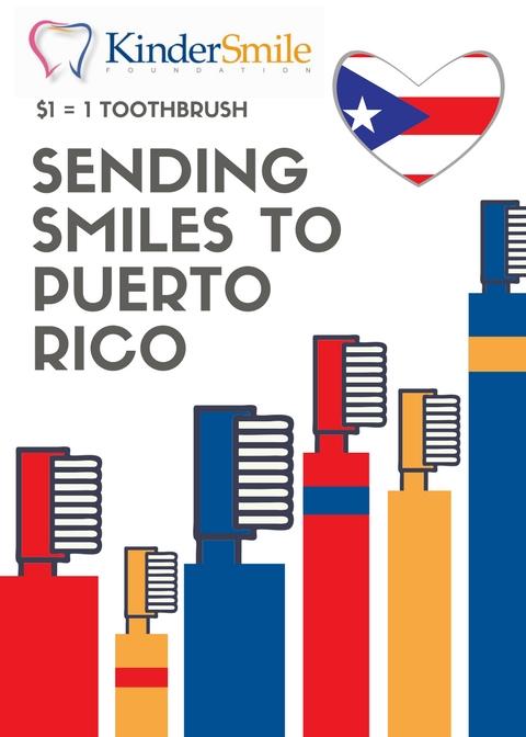 Sending Smiles to Puerto Rico